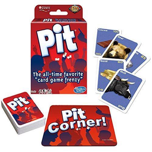 Nuevo juego de cartas pit - corner the market game - winning