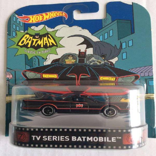 Tv series batmobile - hot wheels classic batman