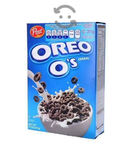 Cereal oreo o's mayoreo y menudeo