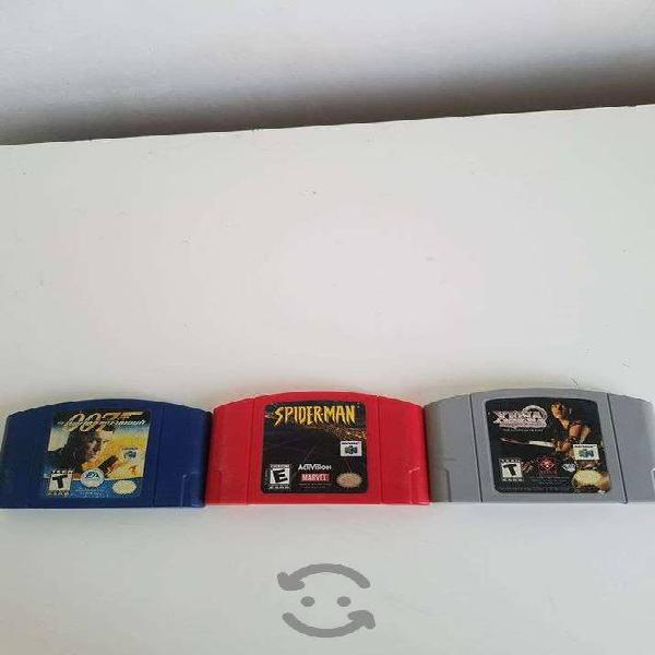 Juegos raros legendarios de nintendo 64