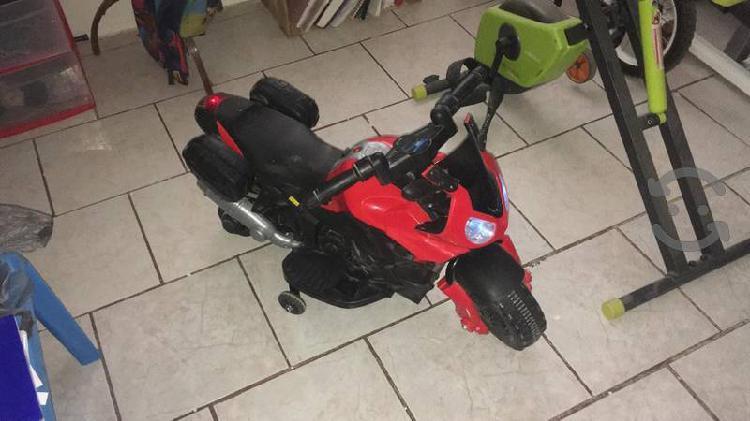 Moto electrica para niños de 2 a 5 años