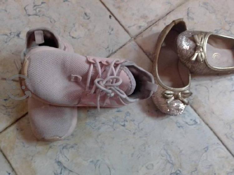 Zapatos y tenis son 17 y 16 todos por $100