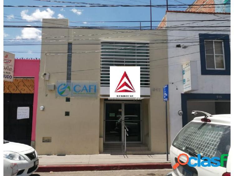 01566 se renta consultorio en barrio de guadalupe.