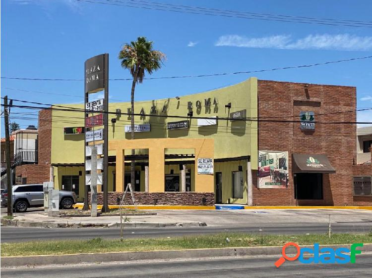 "Local en renta blvd. colosio ""plaza roma"""