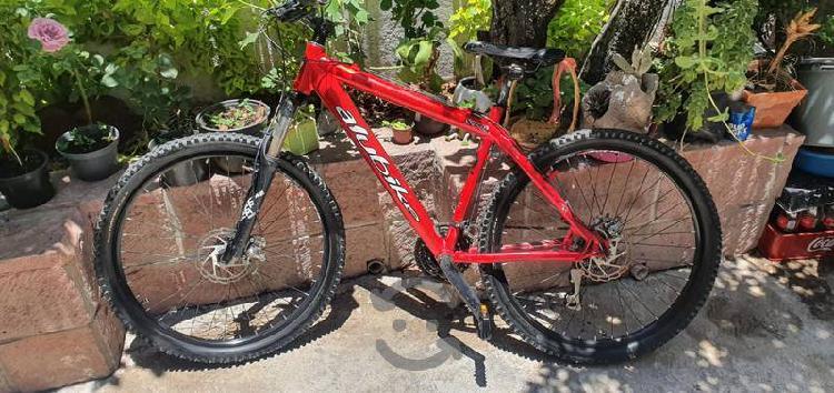 Bicicleta alubike rodada 26