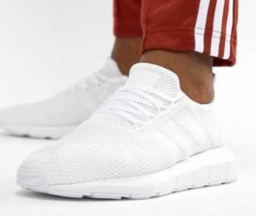 Calzado adidas swift run blanco meses sin intereses