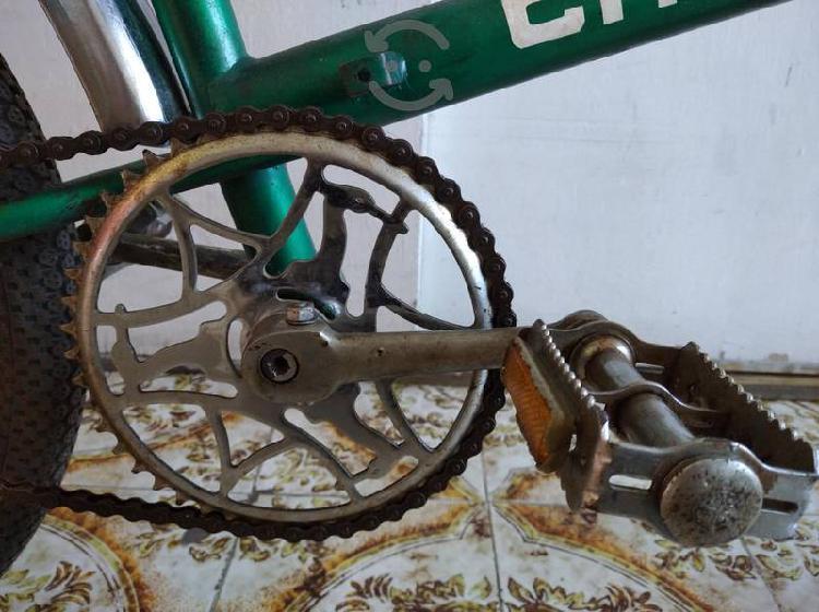 Clásica bicicleta raleigh chopper hecha inglaterra