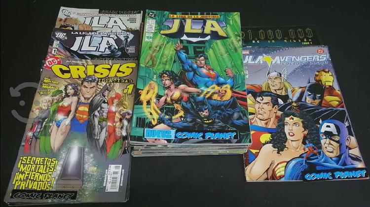Comics jla vid coleccion completa