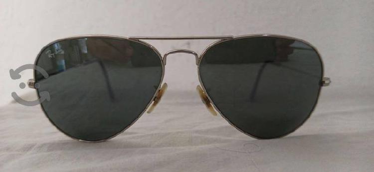 Lentes o gafas para sol ray ban originales aviador
