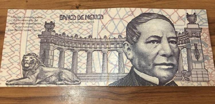 Moneda conmemorativa del bicentenario