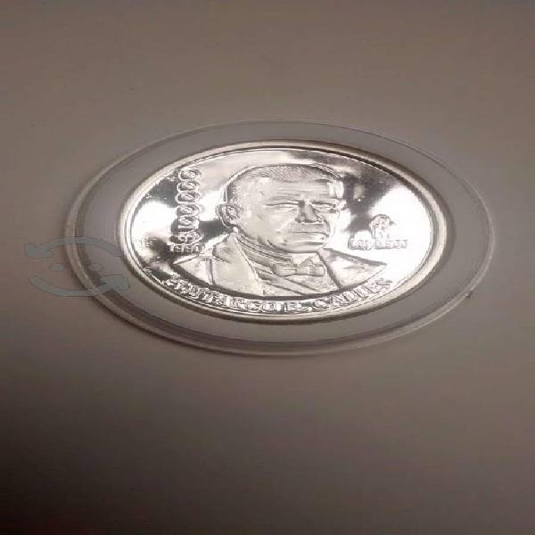 Moneda de plutarco 100,000