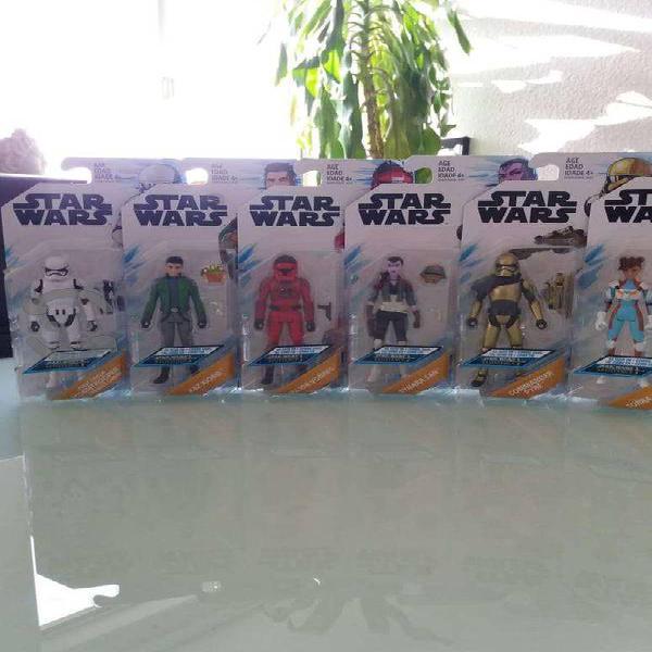 Star wars wave resistance de 3 ¾
