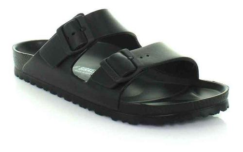 Sandalias caballero, calzado caballero, eva black, birkenst