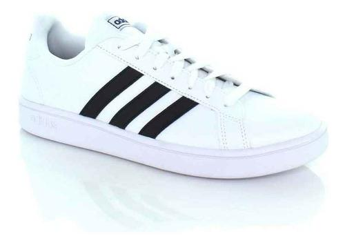 Sneaker, calzado caballero, blanco/negro, adidas,ads ee7904