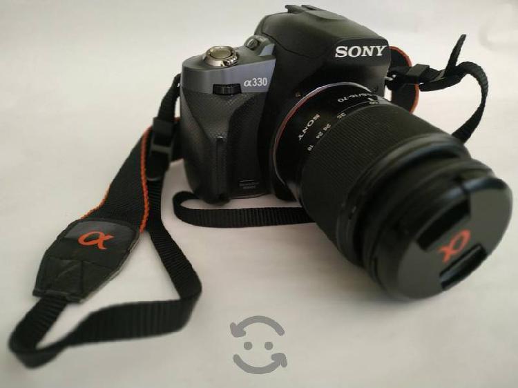Sony alpha a330 seminueva