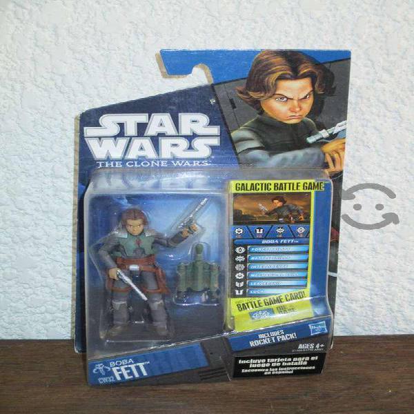Star wars boba fett cw32