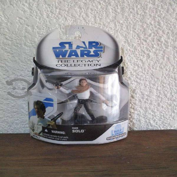 Star wars han solo the legacy collection bd01