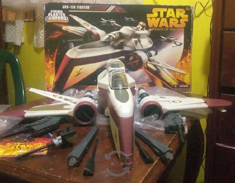 Star wars nave arc-170 fighter