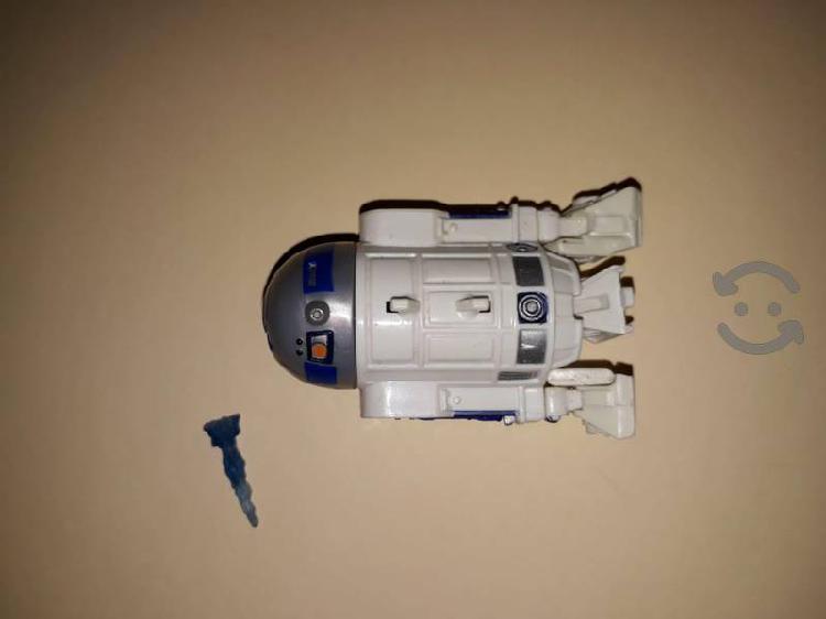 Star wars r2d2 droid factory fight figura