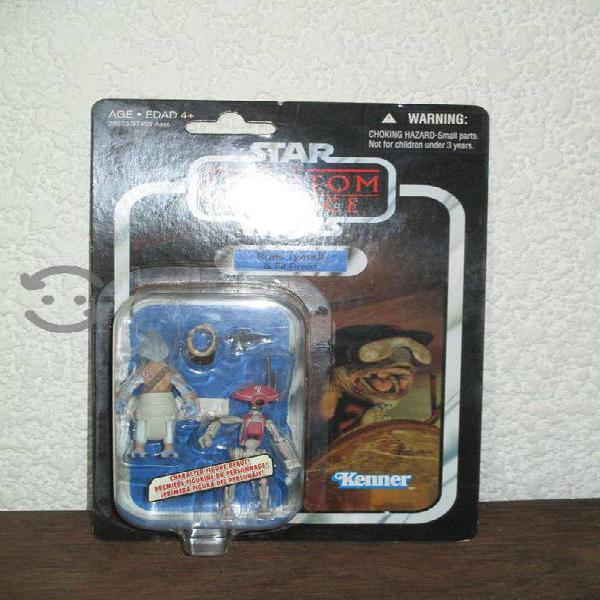 Star wars ratts tyrell & pit droid vc