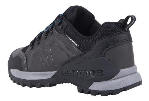 Tenis choclo hiker hummer 8398 senderismo