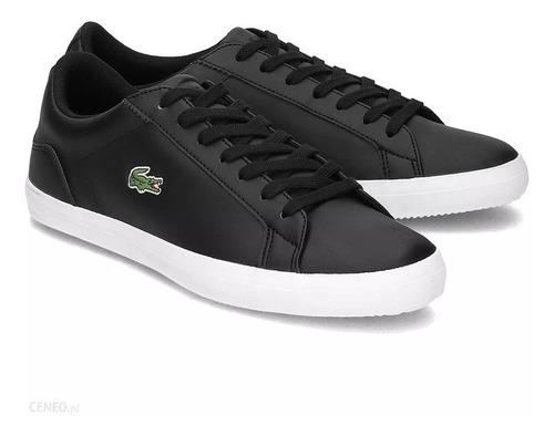Tenis lacoste lerond bl 1 hombre tommy carnaby moda casual