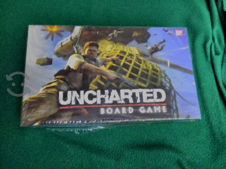 Uncharted the board game juego de mesa