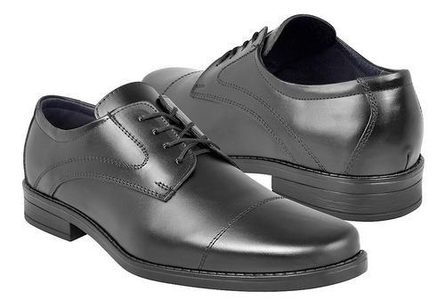 Zapatos de vestir para caballero stylo 1028 negro