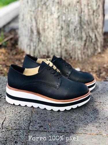 Zapatos mujer casual negro