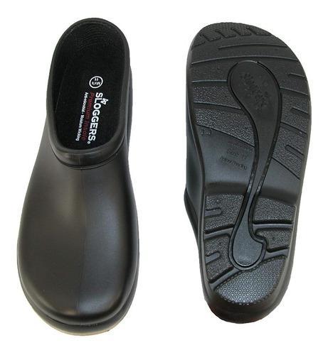 Zapatos para chef premium sloggers caballero!