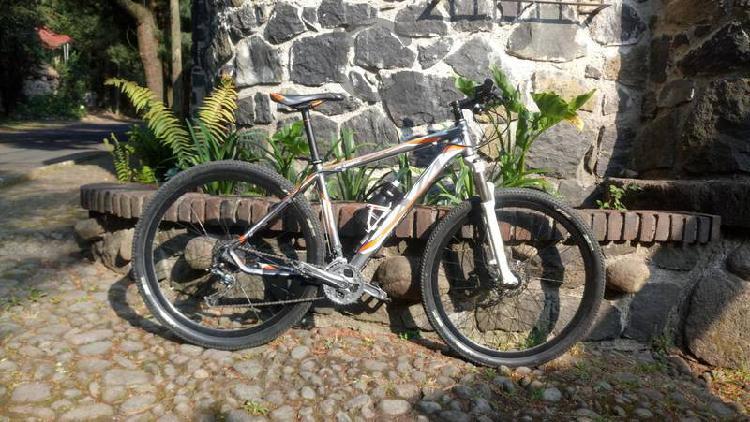 Bicicleta alubike xta pro 29 talla l como nueva