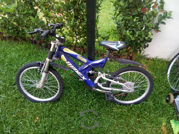 Bicicleta bimex velocidades exc condiciones
