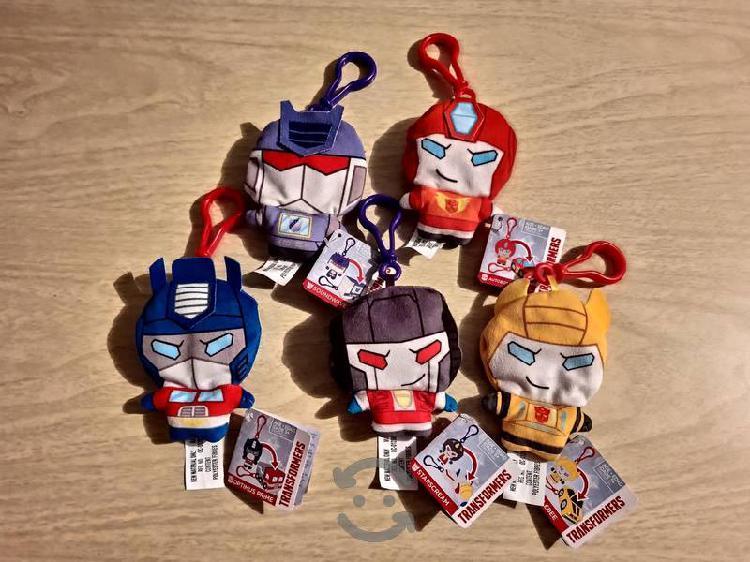 Colección completa transformers
