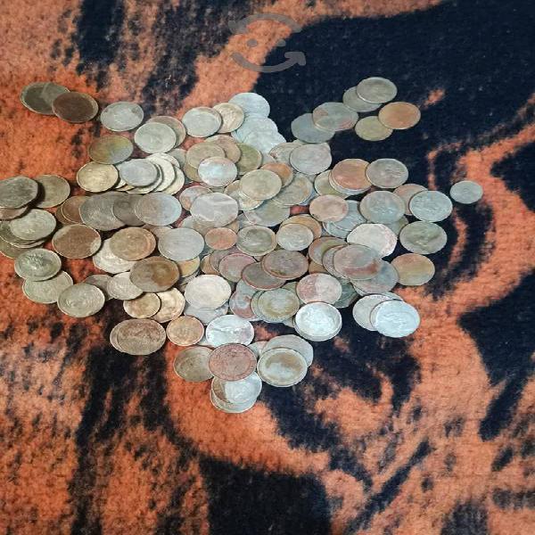 Lote de monedas antiguas aprovecha