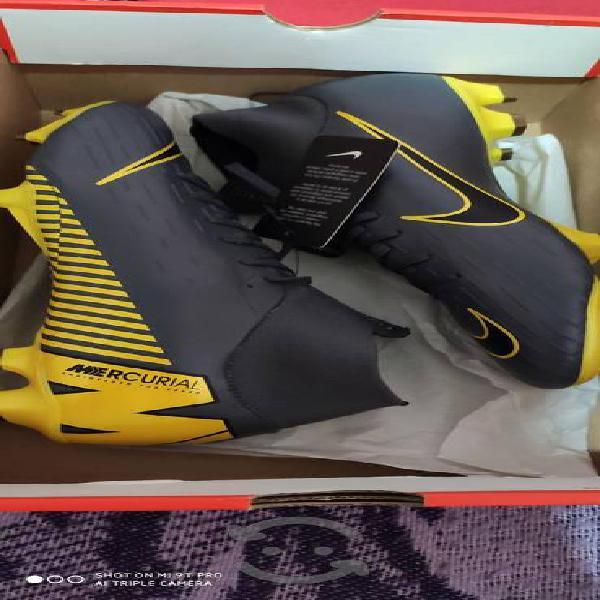 V/c zapatos de futbol nike sueperfly 6 pro fg nuev