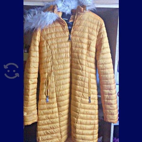 Chamarra usada talla mediana mujer chaqueta