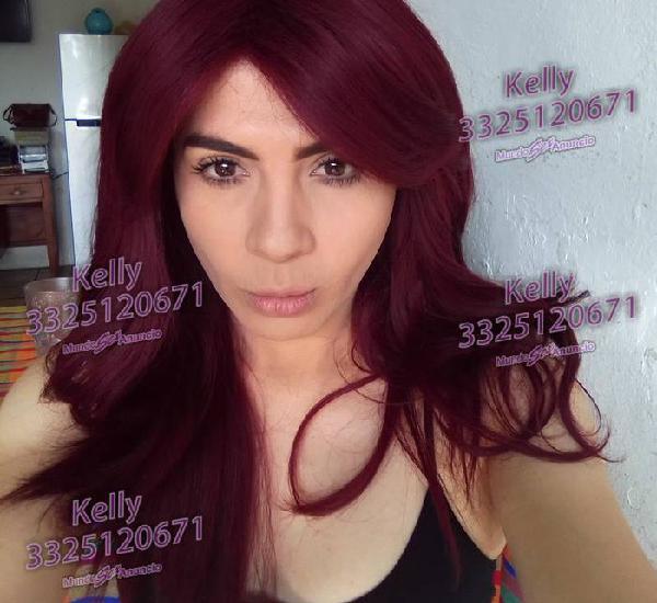 Kelly hermosa chica trans pasiva ofrezco mis servicios