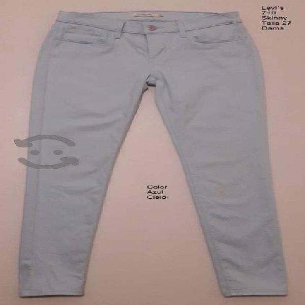 Pantalón levi´s 710 skinny