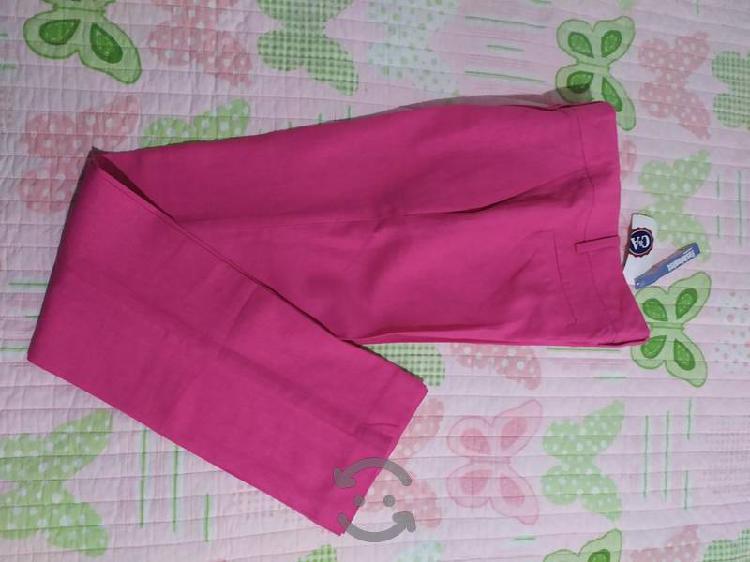Pantalón de lino c&a