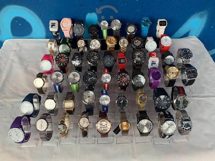 Relojes varios, clon a buen precio