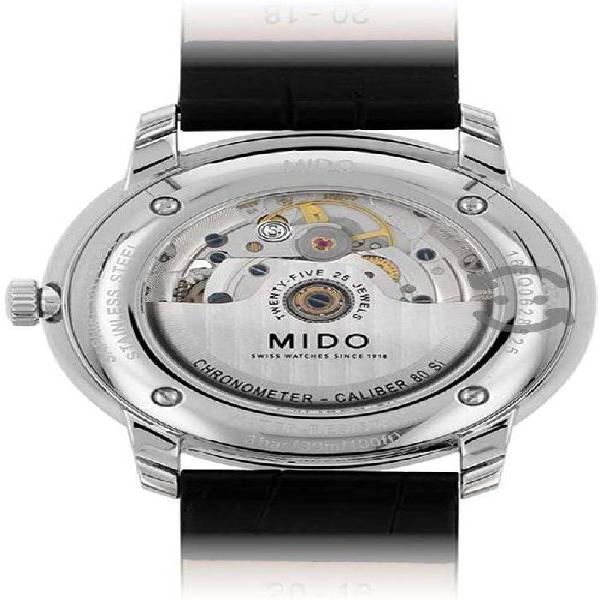 Reloj mido baroncelli iii automático para hombre