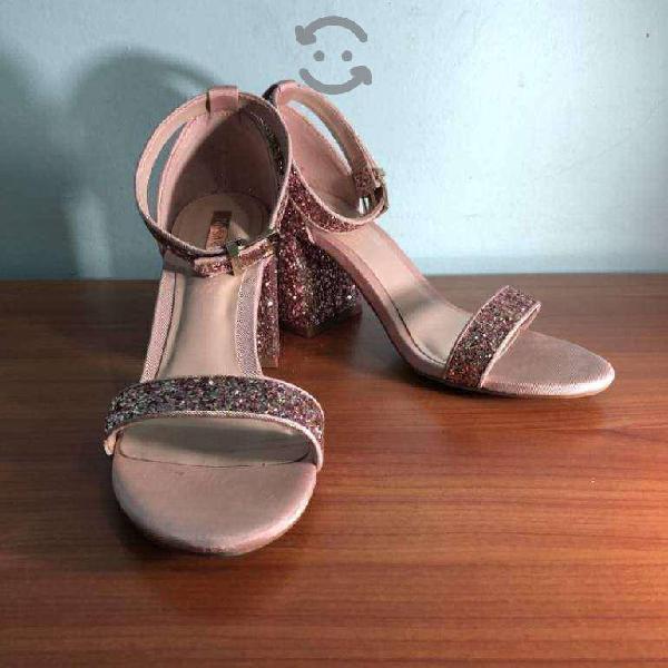 Zapatos bershka 38