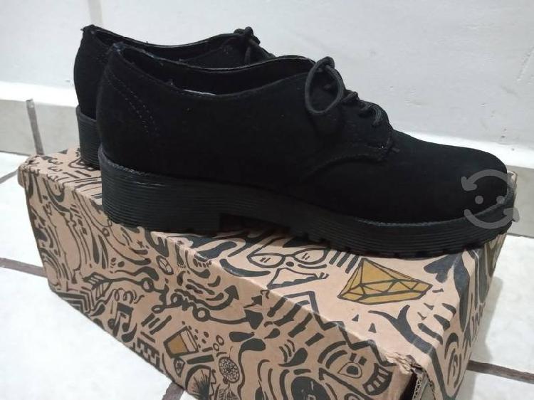 Zapatos de pana