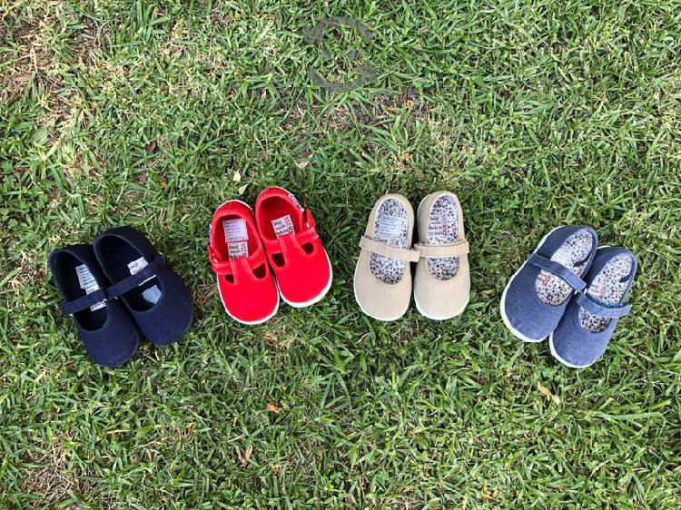 Zapatos españoles para niña