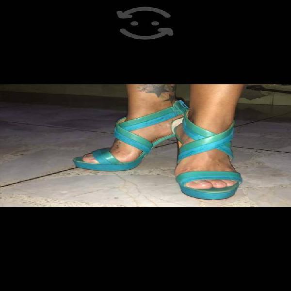 Zapatos nuevos y originales coach mujer altos