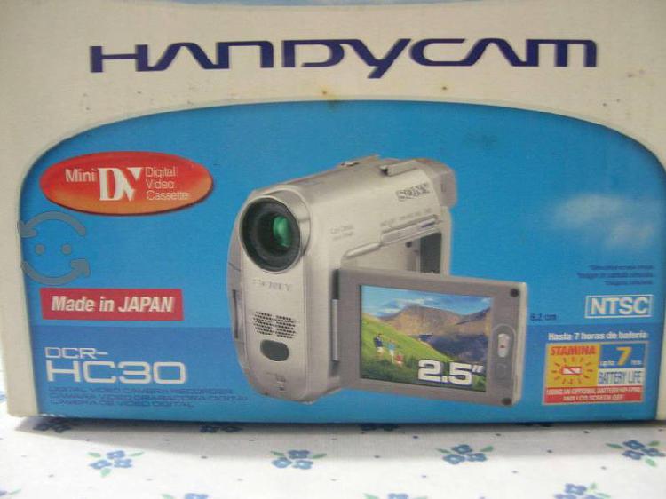 Accesorios videofilmadora sony