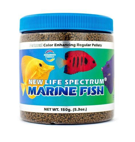 Alimento new life spectrum marine formula pellet 1mm 150 gr