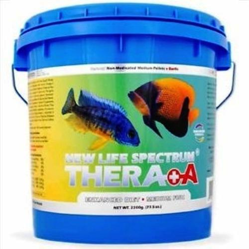 Alimento new life spectrum thera + a 2 mm medium 2200 gr