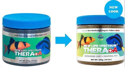 Alimento new life spectrum thera+a 300 gr nueva formula