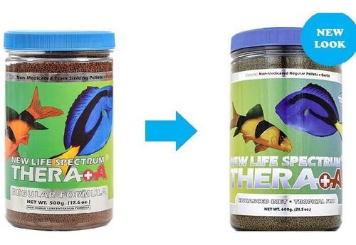 Alimento new life spectrum thera+a 600 gr nueva formula